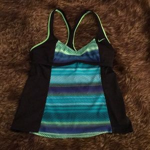 Nike Swim Top Tankini